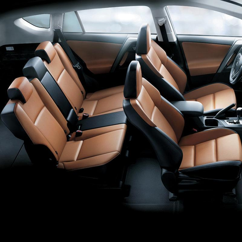 سيارة #تويوتا RAV4 موديل ٢٠١٧ #سيارات - صورة ٤