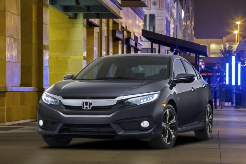 #هوندا سيفيك Honda Civic موديل ٢٠١٧ #سيارات - صورة ٥