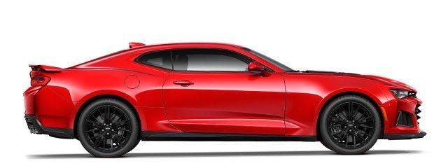 سيارة شيفروليه كامارو الجديدة بالكامل موديل ٢٠١٧ #سيارات - صورة ٤