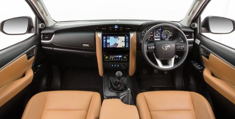 #تويوتا فورتشنر #Toyota_Fortuner موديل ٢٠١٦ #سيارات - صورة ٣