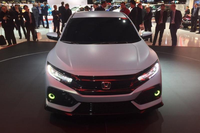 #هوندا سيفيك Honda Civic موديل ٢٠١٧ #سيارات - صورة ٢