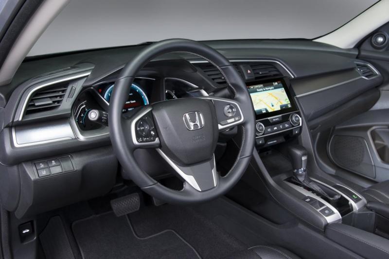 #هوندا سيفيك Honda Civic موديل ٢٠١٧ #سيارات - صورة ٦