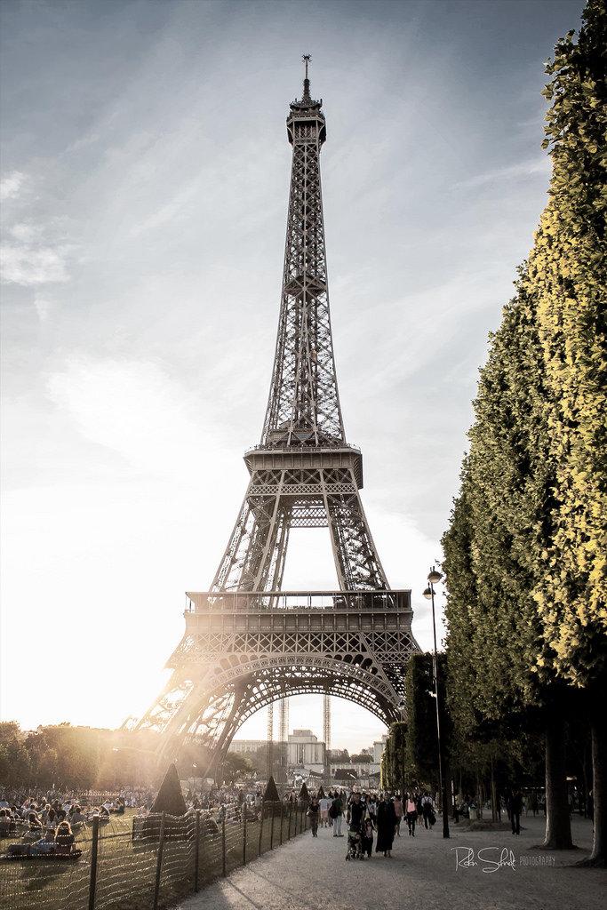 برج إيفل - خلفية عالية الوضوح HD - صورة 25