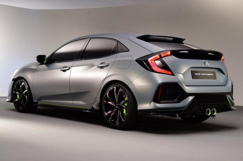 #هوندا سيفيك Honda Civic موديل ٢٠١٧ #سيارات - صورة ٣