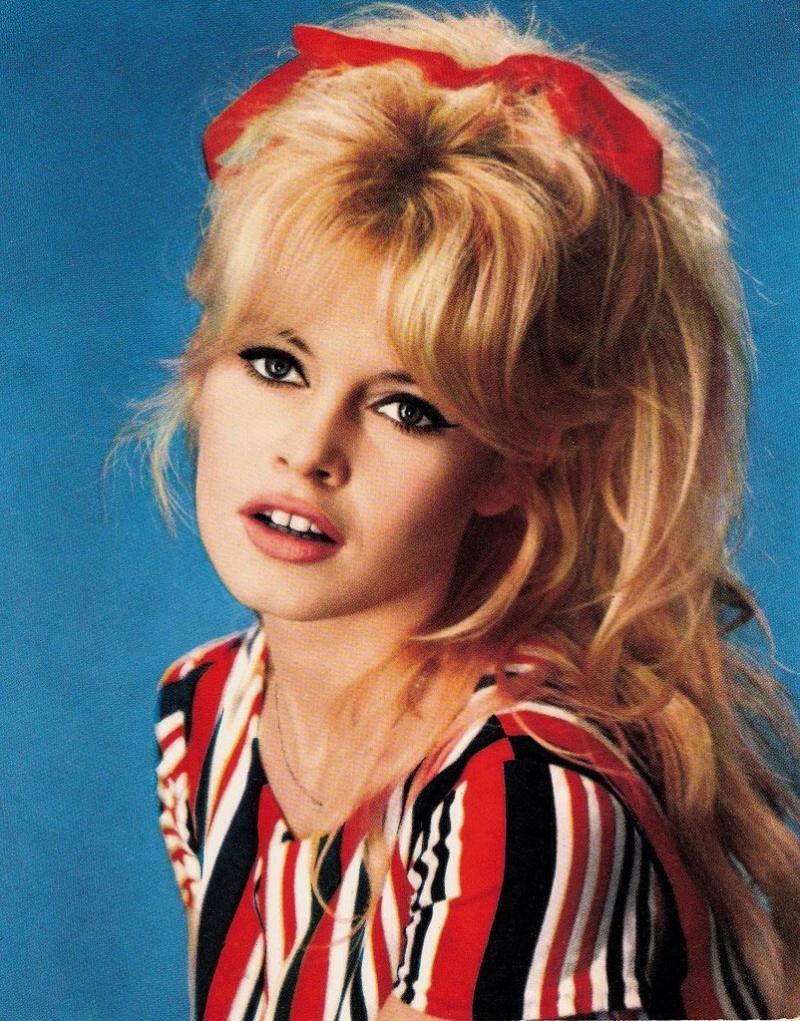 الممثلة الفرنسية #بريجيت_باردو brigette bardot #مشاهير - صورة ٥