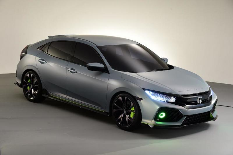#هوندا سيفيك Honda Civic موديل ٢٠١٧ #سيارات - صورة ٤