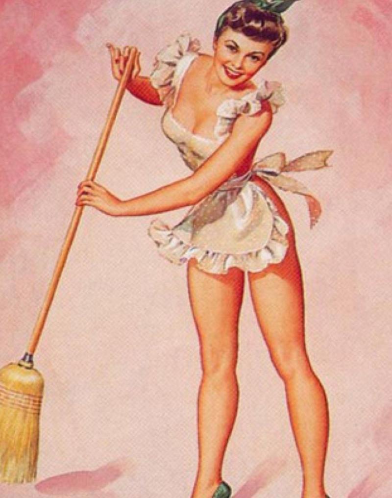 صور فتيات أغلفة التقويم في القرن التاسع عشر Calendar Girls - صورة ١٨