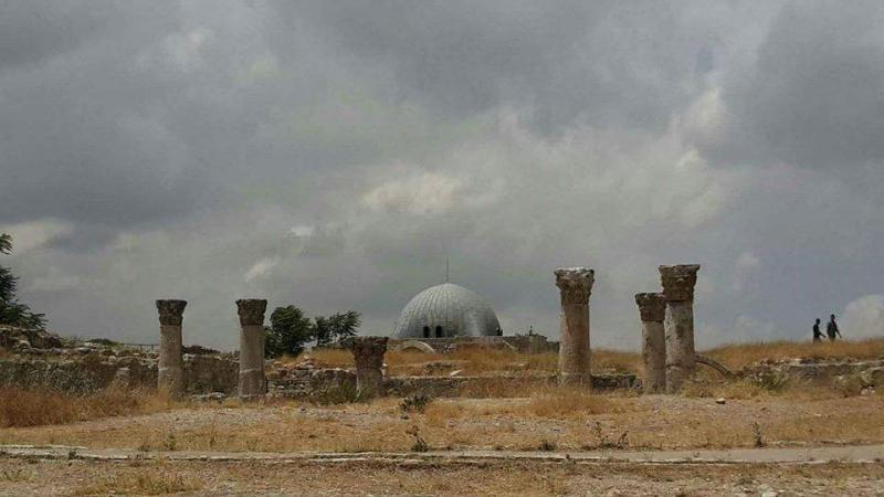 جبل القلعة في #الأردن -صورة 2