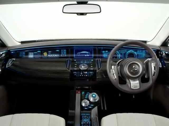 سيارة #ميتسوبيشي جالنت Mitsubishi Galant موديل ٢٠١٧ #سيارات - صورة ٣