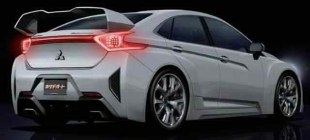 سيارة #ميتسوبيشي جالنت Mitsubishi Galant موديل ٢٠١٧ #سيارات - صورة ٢
