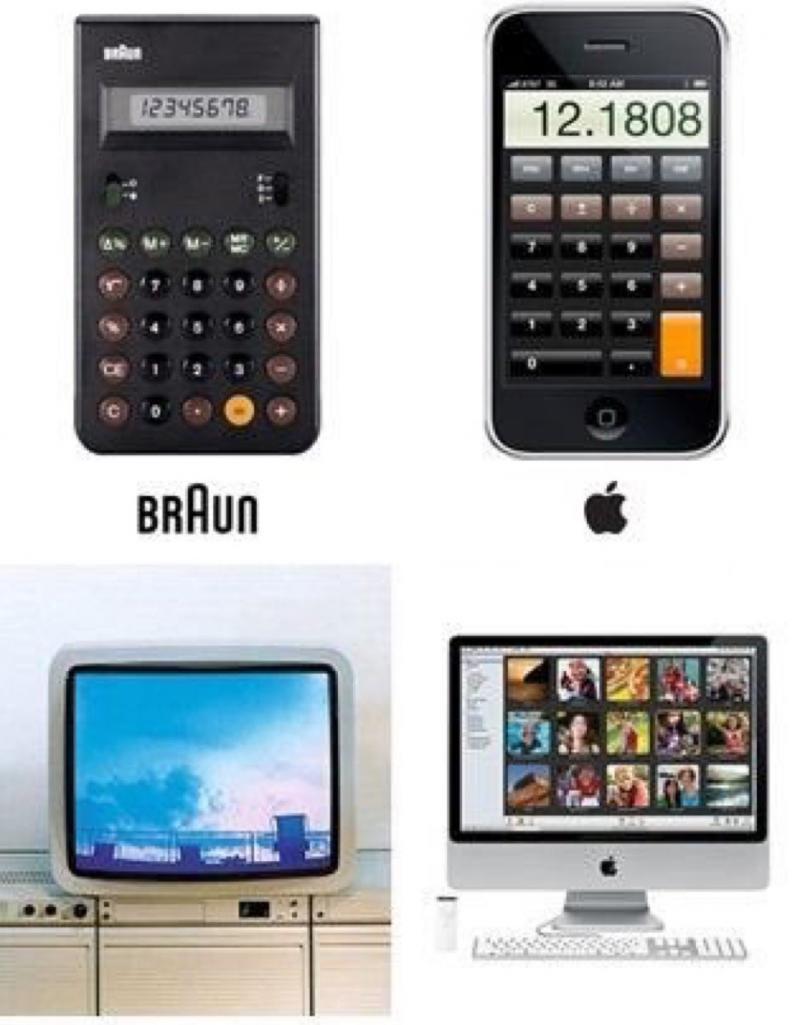 المصمم Dieter Rams مصمم شركة Braun السابق هو من كان وراء نجاح منتجات #Apple - صورة ١