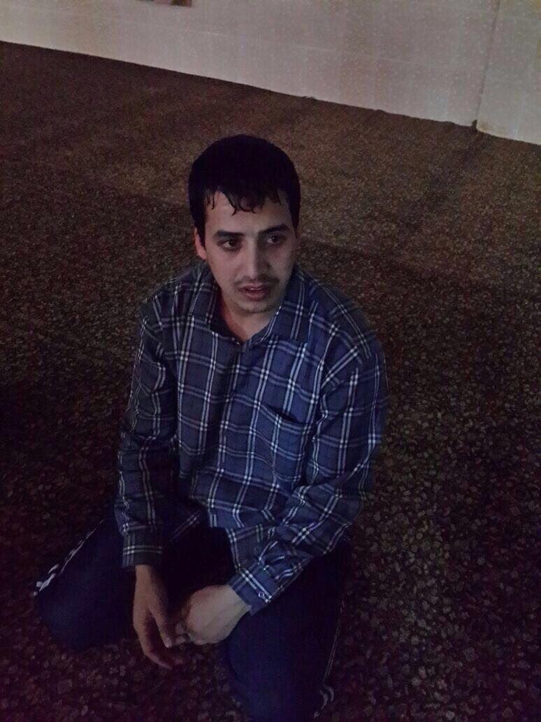 منفذ الهجوم الإرهابي على مكتب المخابرات العامة في عين الباشا في #الأردن - محمد علي #شهداء_الحق