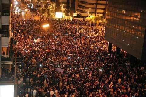 ثلاثة ملايين تركي يتظاهرون ضد انقلاب #تركيا وبهدف إسقاطه