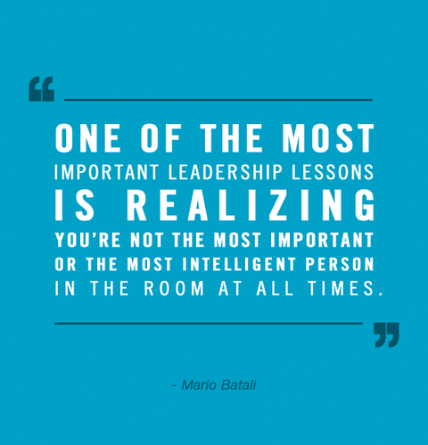 Leadership Lesson