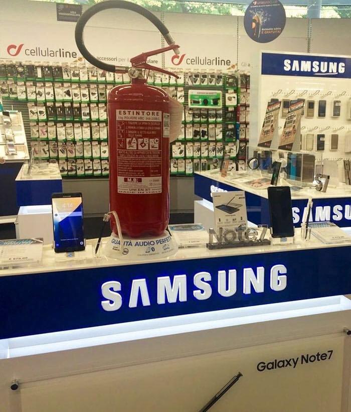 صور تستهزىء بهاتف #Samsung الجديد #Note7 - صورة ٢