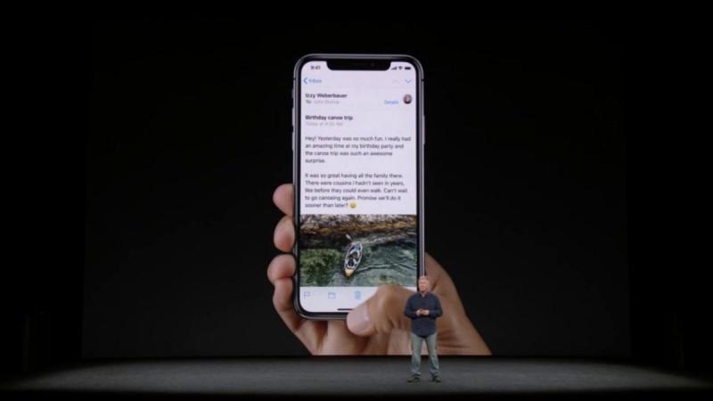 شركة #Apple تعلن عن جهازها الجديد #IPhonex - صورة 5