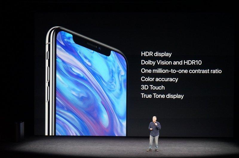شركة #Apple تعلن عن جهازها الجديد #IPhonex - صورة 3