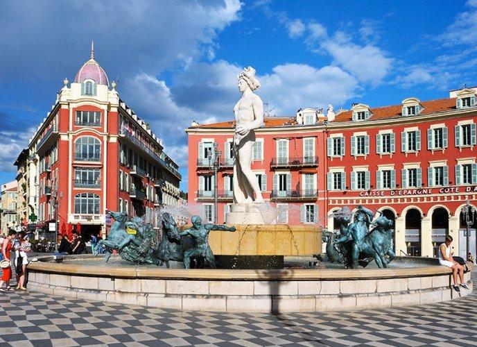 صور من مدينة #نيس في #فرنسا #Nice - صورة ٣