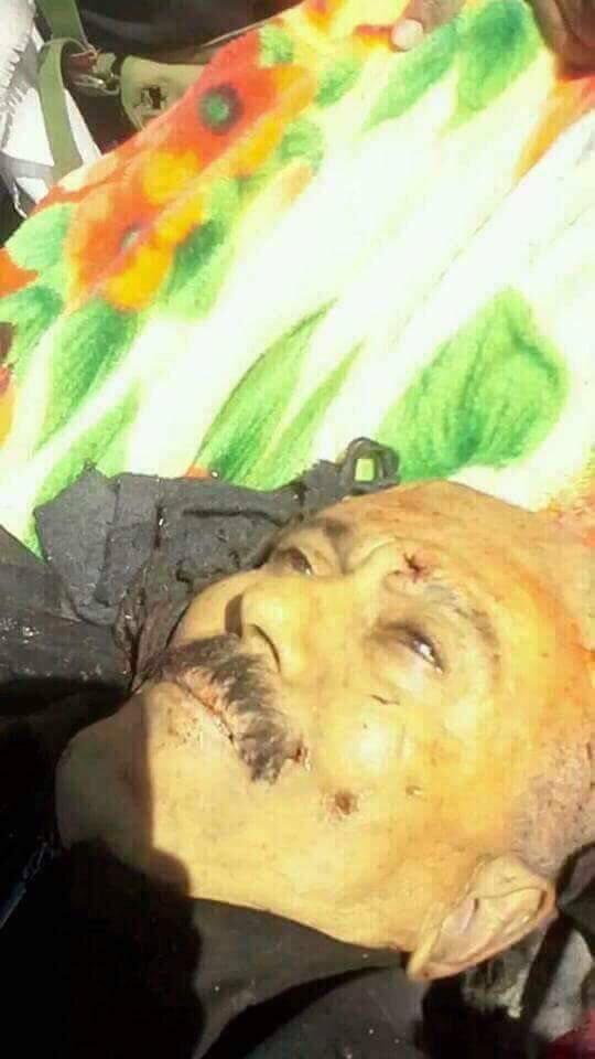اغتيال الرئيس اليمني السابق #علي_عبدالله_صالح - صورة ٦