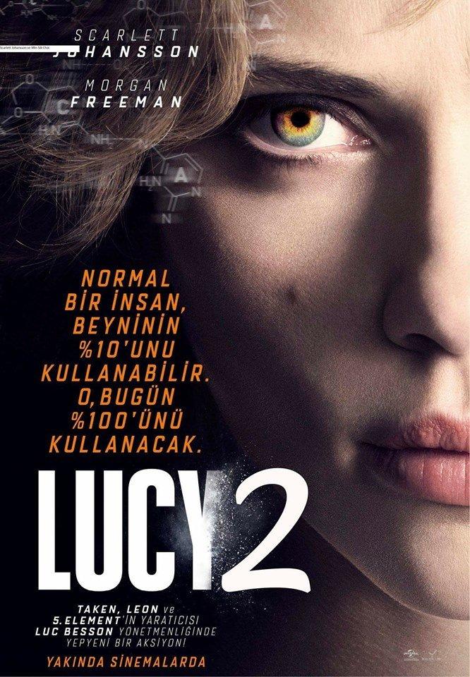#أفلام #السينما العالمية لعام 2018 - فيلم Lucy 2