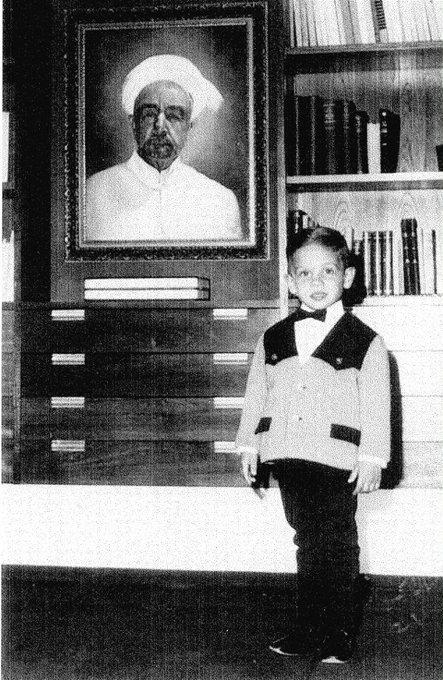 صور نادرة لجلالة #الملك_عبدالله الثاني ملك #الأردن في ذكرى ميلاده - صورة ٢٤