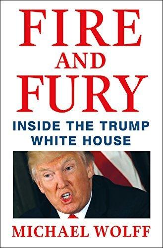 Download Ebook #Fire_and_Fury Inside the #Trump White House Cover Page