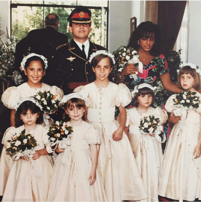 صور نادرة لجلالة #الملك_عبدالله الثاني ملك #الأردن في ذكرى ميلاده - صورة ١٠
