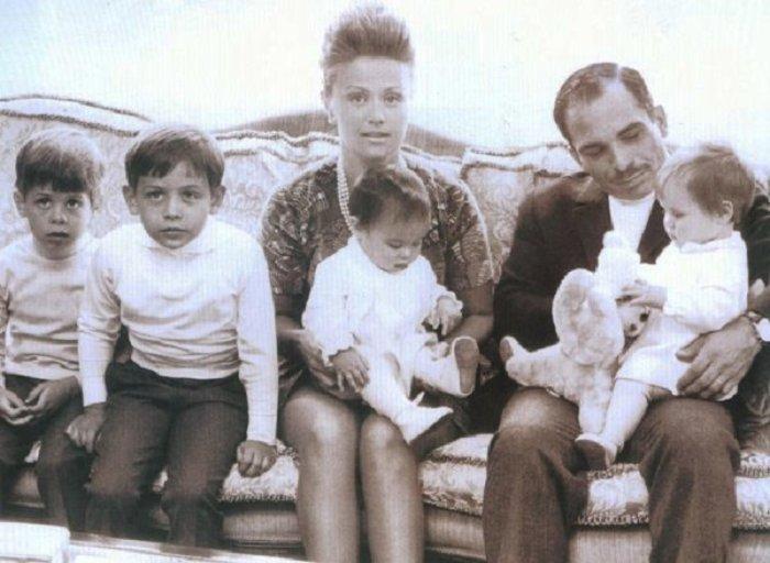 صور نادرة لجلالة #الملك_عبدالله الثاني ملك #الأردن في ذكرى ميلاده - صورة ٣