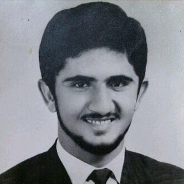 صور نادرة لسمو الشيخ #محمد_بن_راشد حاكم #دبي في طفولته وشبابه #مشاهير - صورة ١٤