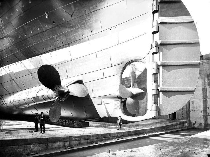 صور نادرة ومنوعة لسفينة #التايتانك #Titanic الشهيرة - صورة ١٩