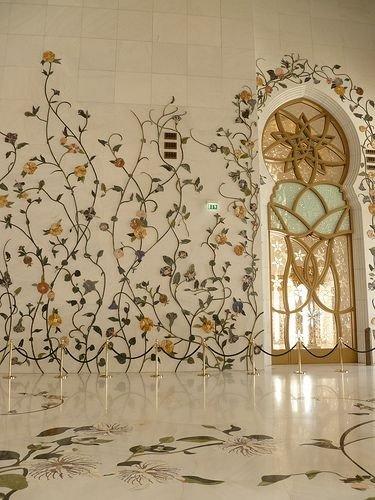 صور منوعة لمسجد #الشيخ_زايد الكبير في #أبوظبي - صورة ١٢