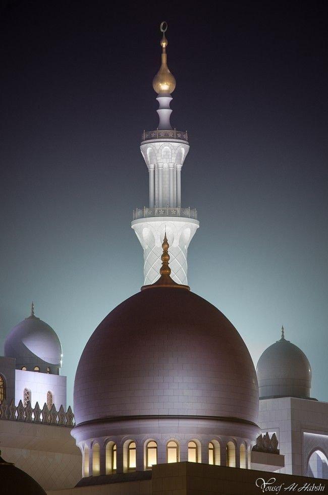 صور منوعة لمسجد #الشيخ_زايد الكبير في #أبوظبي - صورة ١٣