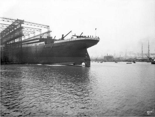 صور نادرة ومنوعة لسفينة #التايتانك #Titanic الشهيرة - صورة ١٧