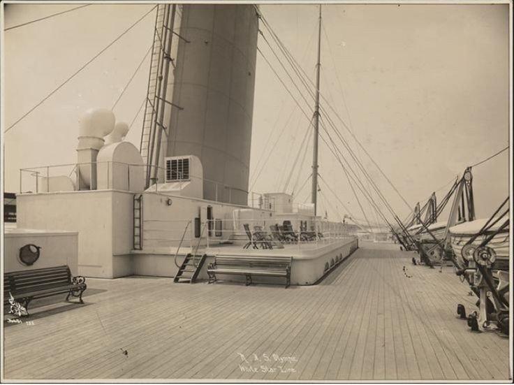صور نادرة ومنوعة لسفينة #التايتانك #Titanic الشهيرة - صورة ١٠