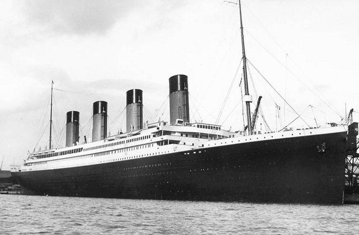 صور نادرة ومنوعة لسفينة #التايتانك #Titanic الشهيرة - صورة ١٥