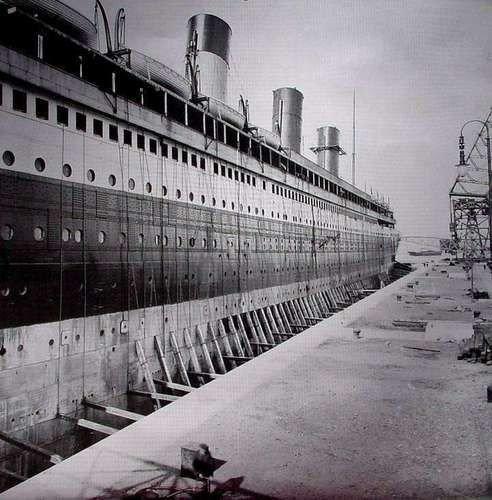 صور نادرة ومنوعة لسفينة #التايتانك #Titanic الشهيرة - صورة ٢
