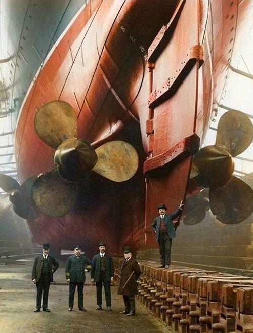 صور نادرة ومنوعة لسفينة #التايتانك #Titanic الشهيرة - صورة ١٤