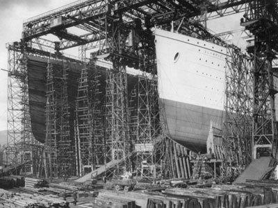 صور نادرة ومنوعة لسفينة #التايتانك #Titanic الشهيرة - صورة ١٣