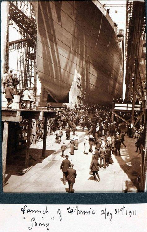 صور نادرة ومنوعة لسفينة #التايتانك #Titanic الشهيرة - صورة ١٨