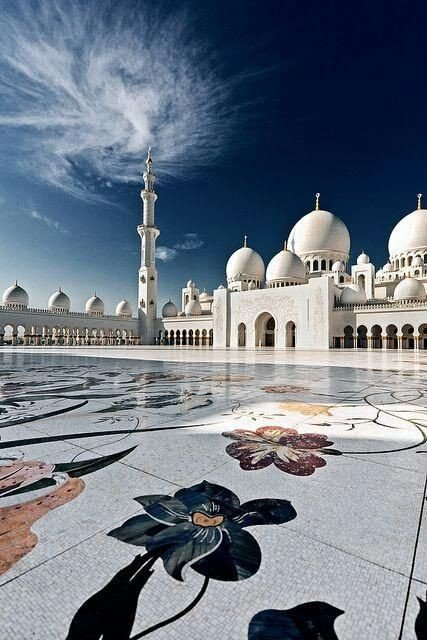 صور منوعة لمسجد #الشيخ_زايد الكبير في #أبوظبي - صورة ١١