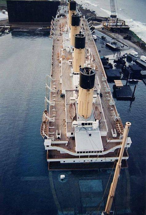 صور نادرة ومنوعة لسفينة #التايتانك #Titanic الشهيرة - صورة ١٦