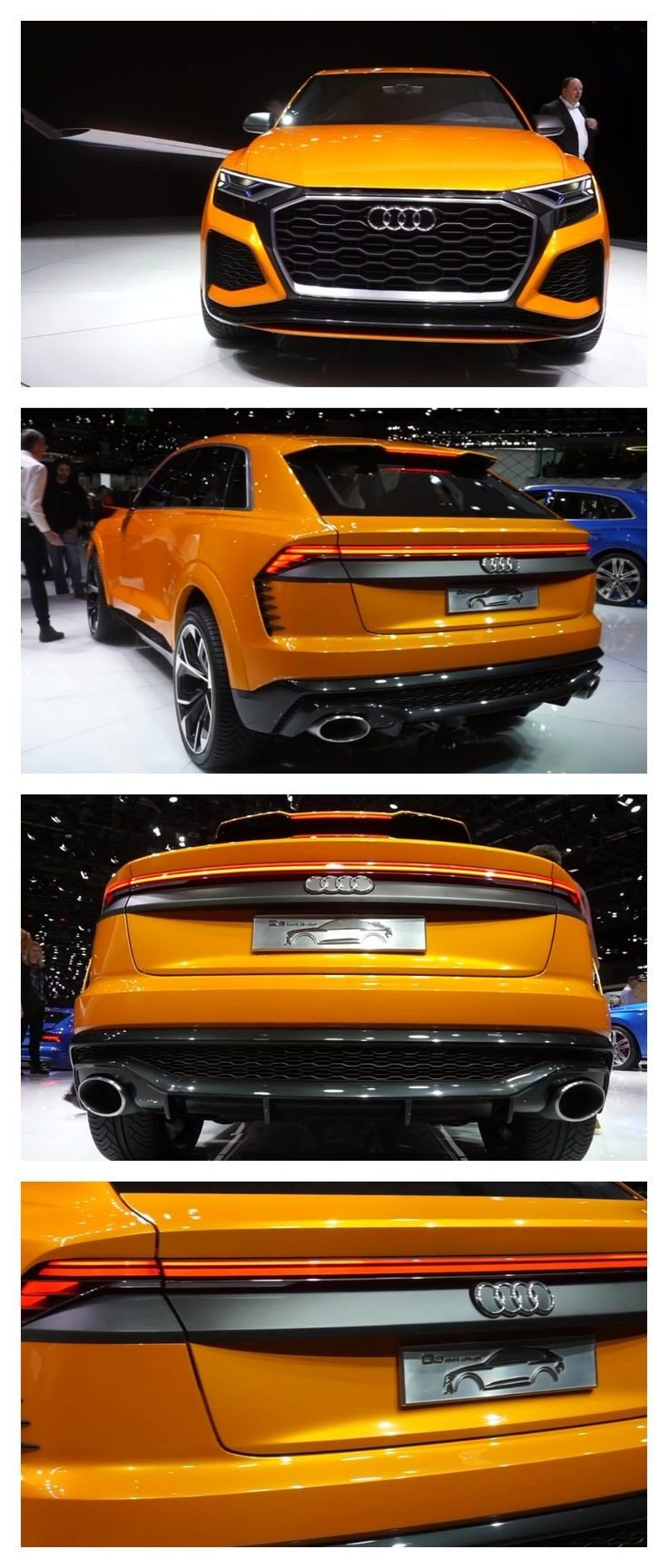 سيارة #Audi طراز Q7 المعدلة #سيارات