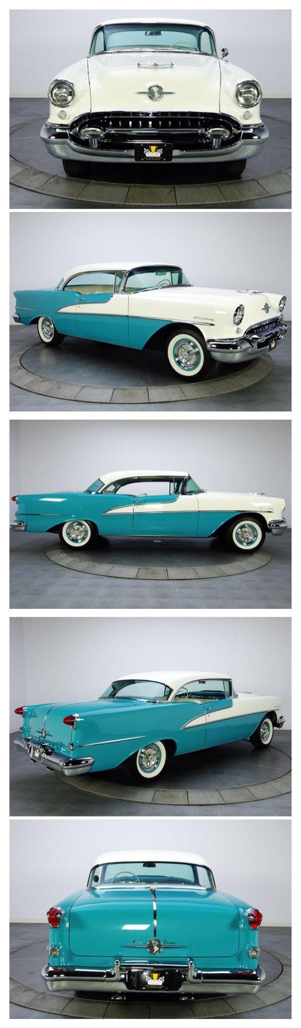 سيارة #Oldsmobile من عام ١٩٥١ #سيارات