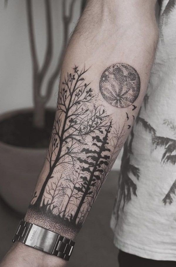 #وشم دقيق ومميز #Tattoo - صورة ٤