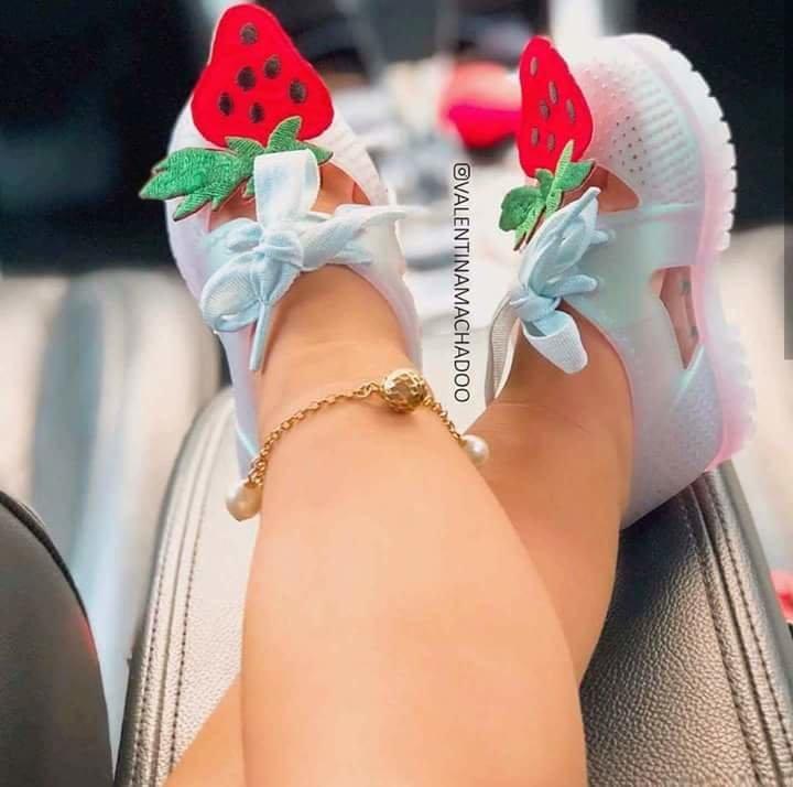 أحذية #أطفال صغار #بنات - صورة ٥