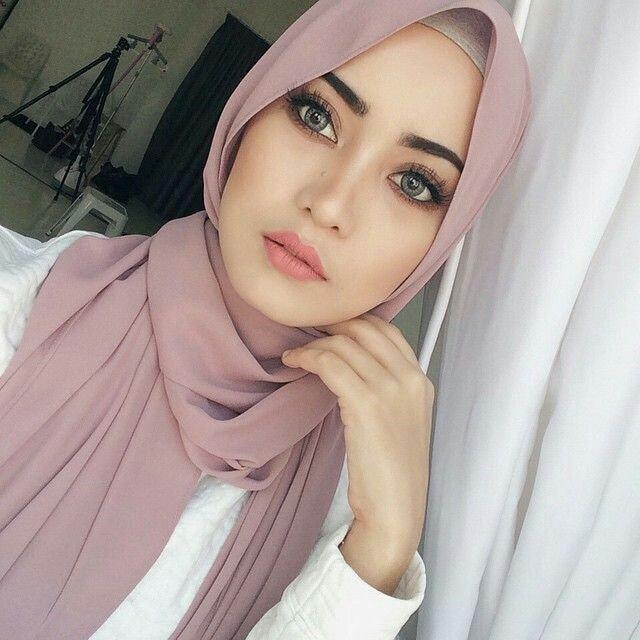 صور #بنات بأنواع مختلفة للفات #الحجاب - صورة ٩