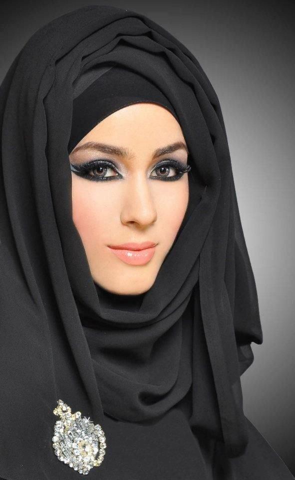 صور #بنات بأنواع مختلفة للفات #الحجاب - صورة ٦