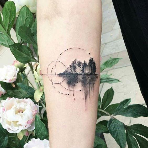 #وشم دقيق ومميز #Tattoo - صورة ١٥