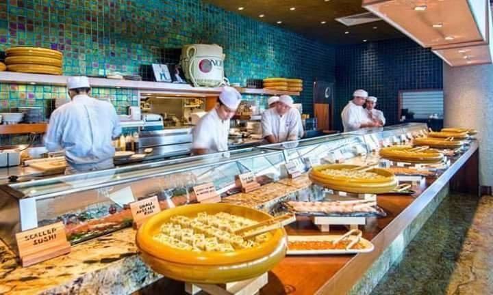 مطعم #نوبو في #الدوحة #قطر - صورة ٧