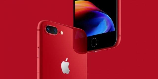 شركة #Apple تعلن عن هاتف #IPhone8 بلون احمر يذهب ريعه لعلاج مرضى الإيدز - صورة ٣
